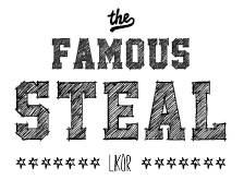 The Famous Steal Logo